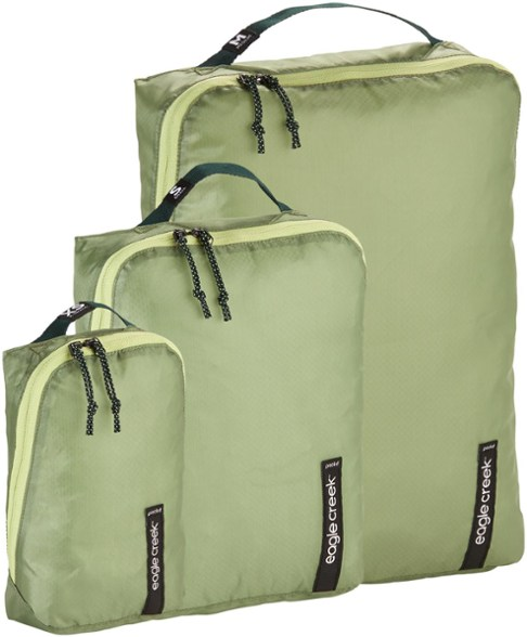 These packing cubes from Eagle Creek have changed the game for my travel organization.