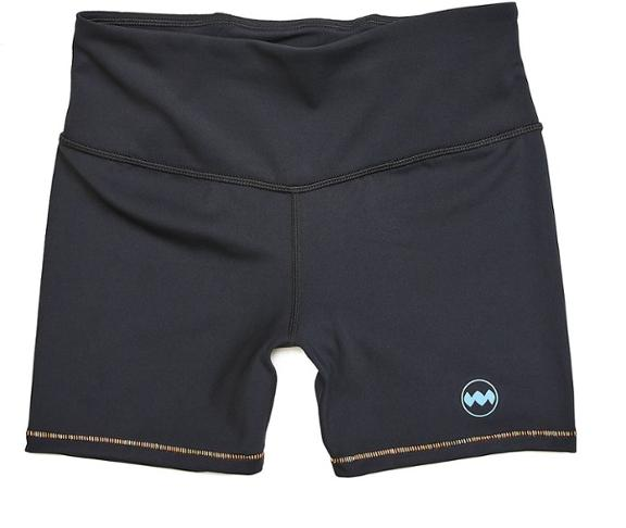 Finally!  A pair of compression shorts that stay down!  Get these racing Janji shorts on sale for Labor Day REI.